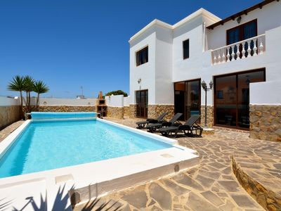 Photo for Villa - 3 Bedrooms with Pool and WiFi - 104417