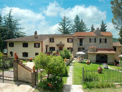 Photo for Country estate Il Lago, Dicomano  in Um Florenz - 6 persons, 2 bedrooms