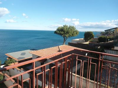 Photo for apartment sea view etna