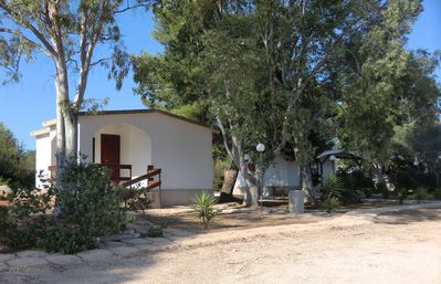 Photo for BUNGALOW SAGE IN MARUGGIO IN PUGLIA