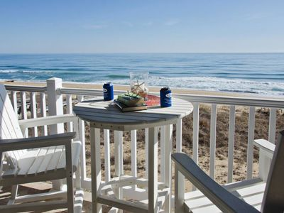 Photo for Premier Oceanfront Condo, Prime location in Kill Devil Hills OBX (FFR305 - Carolina on My Mind)