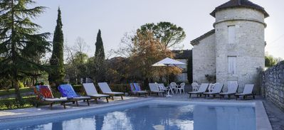 Photo for Between Toulouse and  Cahors. B&B with up to 5 DeLuxe double rooms.