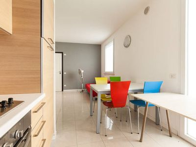 Photo for Torre Pedrera new flat+ kitchen seaside 4p #5 - Two Bedroom Apartment, Sleeps 4