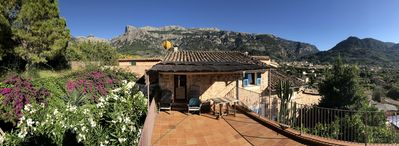 Photo for House with garden and terrace overlooking the Sóller valley