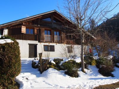 Photo for Half authentic cottage and renovated in Saint Nicolas de Veroce, Mont Blanc