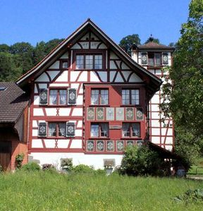 Holiday apartment Thal for 4 - 5 persons with 2 bedrooms - Farmhouse