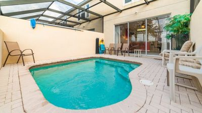 Photo for This Luxury 5 Star Townhome is located minutes from Disney World on Windsor Hills Resort, Orlando House 1706