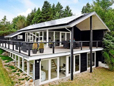Photo for Vacation home Tranum Strand in Brovst - 8 persons, 4 bedrooms