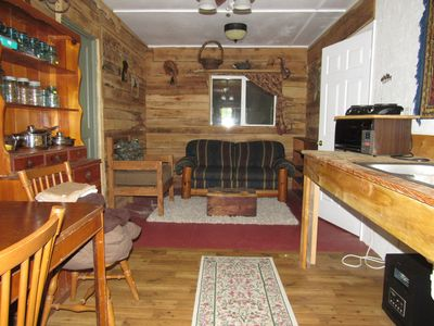 Photo for 2BR Cabin Vacation Rental in Lancing, Tennessee