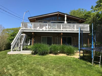 Photo for Family beach house in Ditch Plains