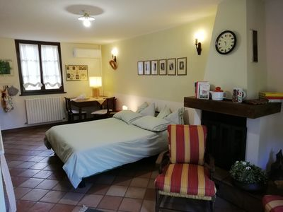 Photo for B&B Casa Formica-Apartment/Studio between Pisa and Lucca 20 minutes from the se