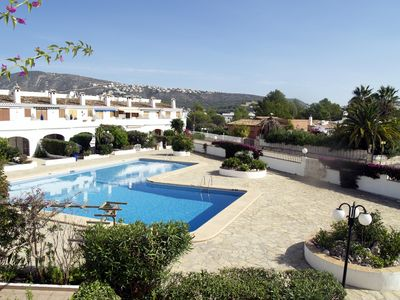 Photo for Lovely House Moraira with Large Communal Pool