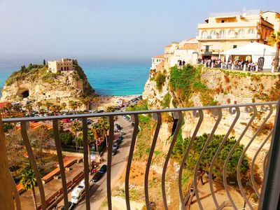 Photo for Zia Clara apartment in the center of Tropea