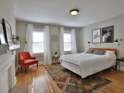 Photo for Top Rated Clintonville Home w/ 24Hr. Gym--Close to EVERYTHING!