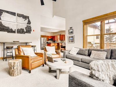 Photo for *Rare* 4Br Red Hawk Townhome 2350 - Kids Ski Free!