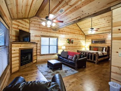 Photo for One bedroom studio – sleeps 4 – timber creek south area – pets allowed