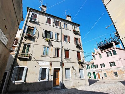 Photo for Apartment 699 m from the center of Venice with Internet, Washing machine (116097)