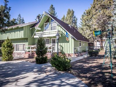 Photo for House 997 m from the center of Big Bear with Parking, Internet, Balcony (983484)