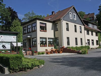 Photo for Comfortable apartment on the 1st floor of a guest house in the Harz
