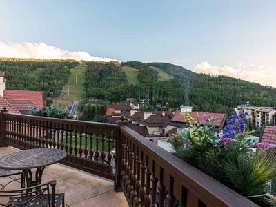 Photo for Glam Chalet Atop the Arrabelle Resort | 5-Star Amenities + Mtn Views