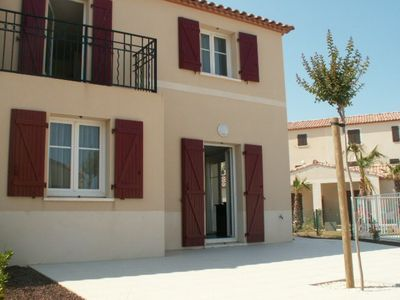 Photo for 4 Bedroom villa with pool in Narbonne-Plage