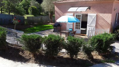 Photo for Located between sea and mountain superb studio of 31m2 with private parking