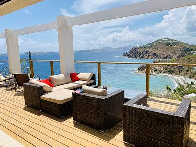 Photo for Luxurious 4BR Villa with breathtaking panoramic sunrises and sunsets