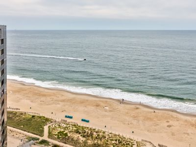Photo for Cozy, oceanfront condo w/ shared pools, sauna, tennis & fun-filled game room