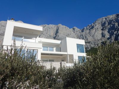 Photo for NEW OPENING! Modern villa with infinity pool