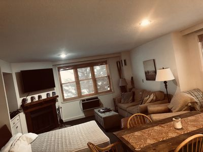 Photo for Vermont Fun Snow Mountain Resort Condo