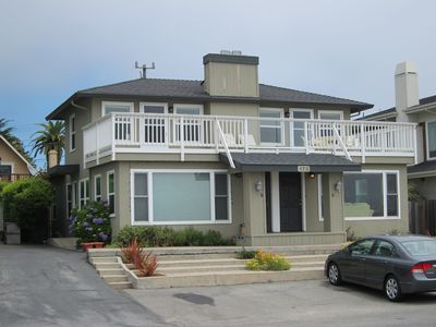 Beach House Overlooking Seacliff State