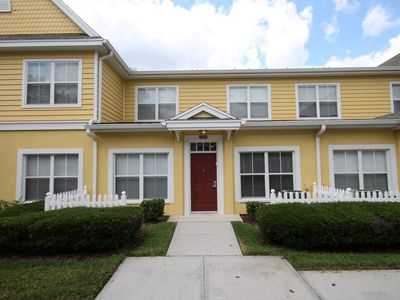 Photo for Gated, Guarded Resort Style Townhome minutes from Attractions !