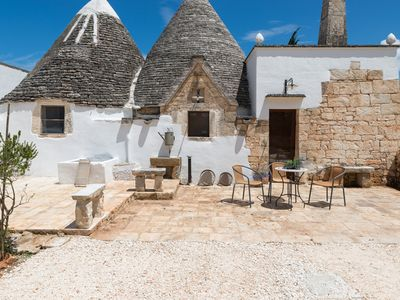Photo for Piccola Masseria Trulli d'Itria - Iris