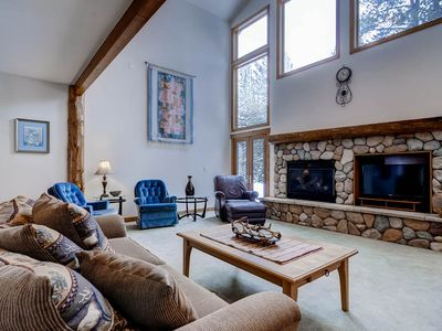 Photo for Tranquility House Home Private Hot Tub Breckenridge House Rental
