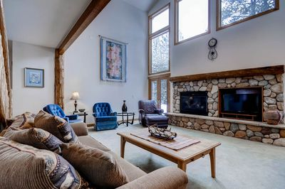 Tranquility House Grand Room Breckenridge Lodging