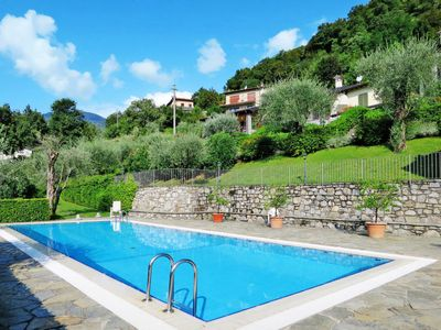 Photo for Apartment Res. Poggio degli Ulivi (VSD101) in Valsolda - 4 persons, 2 bedrooms
