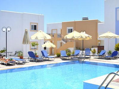 Photo for Holiday resort Gennadi Gardens Apartments und Villen, Gennadi  in Rhodos - 6 persons, 2 bedrooms