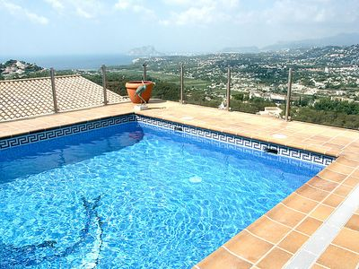 Photo for Vacation home Stuttgart in Moraira - 6 persons, 3 bedrooms