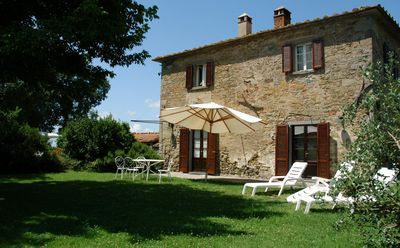 Photo for Holiday apartment Cortona for 1 - 6 persons - Farmhouse