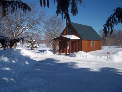 Tiny Cabin in Constableville at the foot of Tug Hill