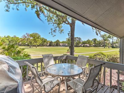 Photo for NEW! Palmetto Dunes Townhouse - Walk to the Beach!