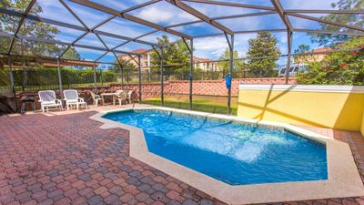 Photo for Exclusive 4 Bedroom vacations town home  near Disney: VIP ORLANDO
