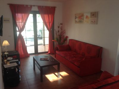 Photo for Spacious one bedroom bungalow set on a lovely complex in caleta de fuste