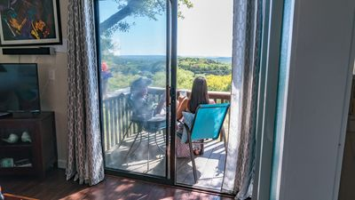 Photo for Stunning Hill Country Views from The Perch