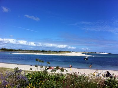 Photo for Charming house 50m from the beach & harbour of Lesconil