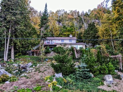 Photo for Beautiful Waterfront Cottage on the Georgian Bay shores of the Bruce Peninsula.