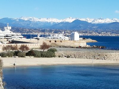 Photo for IN THE HEART OF THE OLD ANTIBES, SPACIOUS TWO ROOMS FOR RENT