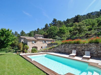 Photo for Wonderful hideaway in Ménerbes, real paradise for peacefull lovers