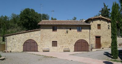 Photo for Brunello di Montalcino Apartment Farmhouse Bonacchi