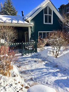 Photo for Charming Victorian guest home, West End Charm, close to the action